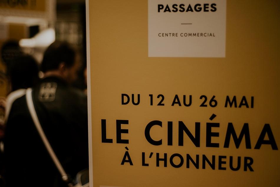 borne bambou fête cinéma