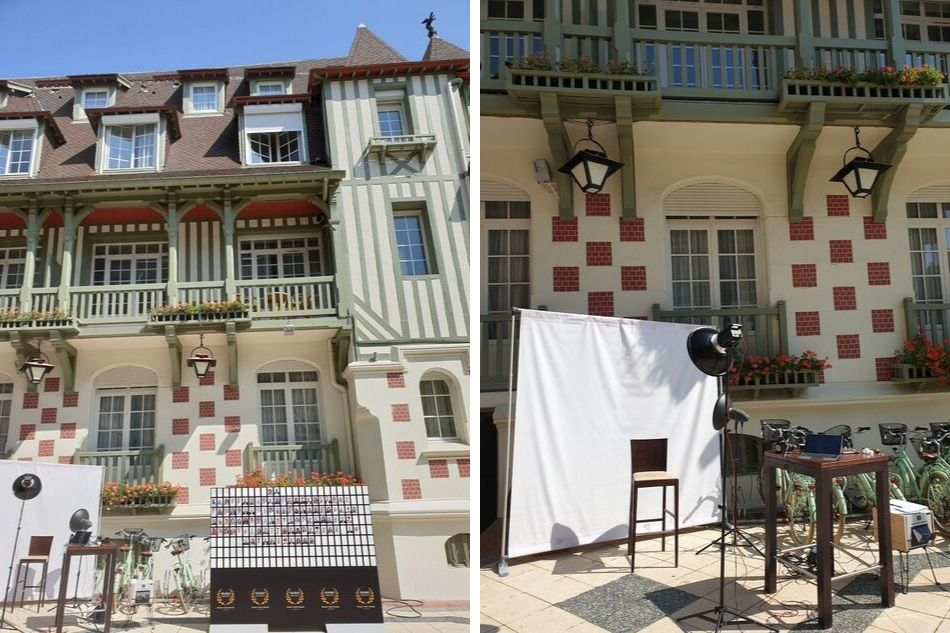 Un séminaire à Deauville