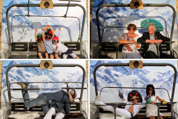 photobooth mariage montagne