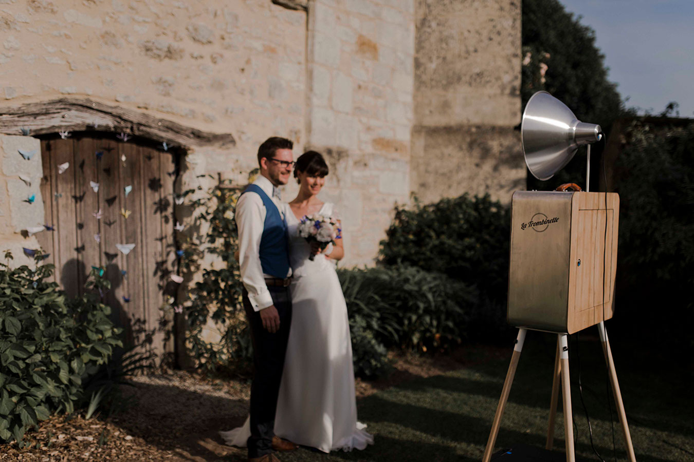 photobooth mariage en Normandie. Location à Caen