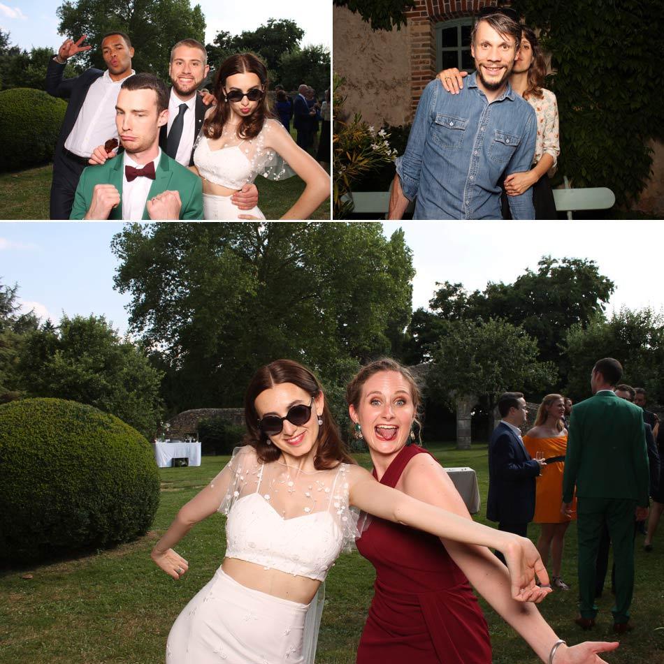 mariage normandie photobox