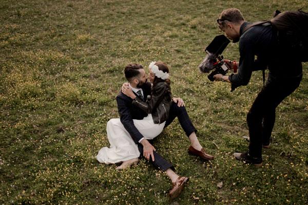 vidéaste mariage normandie
